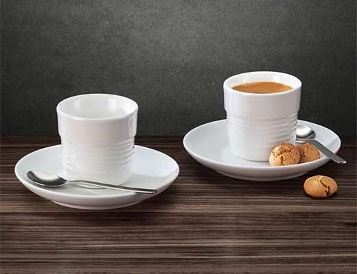 K-fee System Porzellanset Espresso
