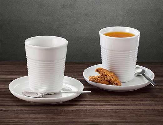 K-fee System Porzellanset Tee